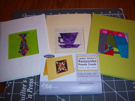 open studio 2014 PP Cards