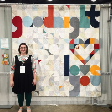 Quiltcon 2015 - People Choice Award