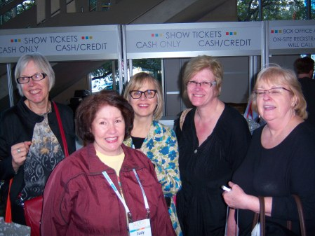 Quiltcon 2015 - Grand Rover MOD Squad