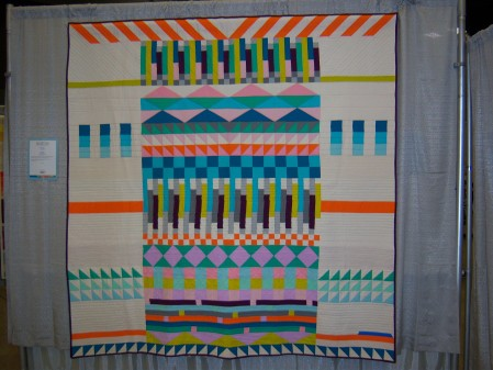 Quiltcon 2015 Piecing - Dear Gunta by Carrie Strine Individual MQG