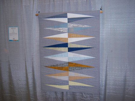 Quiltcon 2015 Piecing - Lemonade by Susan Strong Individual MQG