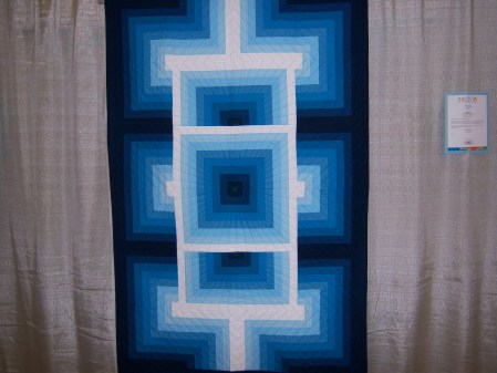 Quiltcon 2015 Piecing - gRadient by Elizabeth Balderiama Individual MQG