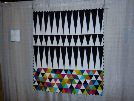 Quiltcon 2015 Piecing - Carnival by Melody Baker Kansas City MQG