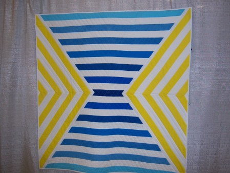 Quiltcon 2015 Piecing - Happy by Carrie W Austin MQG