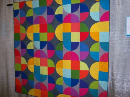 Quiltcon 2015 Piecing - Capsule by Jen Carlton Bailly Portland MQG