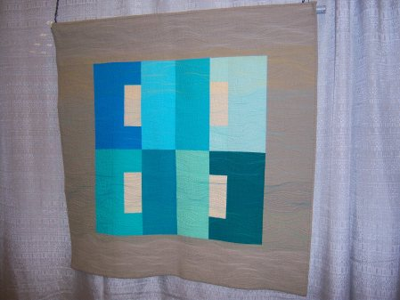 Quiltcon 2015 Piecing - Peace by Leanne Chahley Edmonton MQG