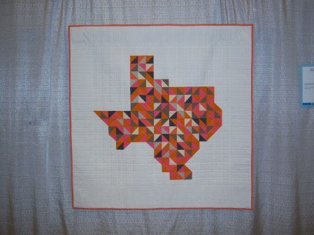 Quiltcon 2015 Piecing - Texas Forever by Corrine Sovey Austin MQG