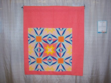 Quiltcon 2015 Piecing - Whirling Dervish by Elizabeth Dackson Individual MQG