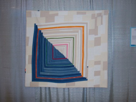 Quiltcon 2015 Improvisation - In Anniston by Chaene Kimber Individual MQG