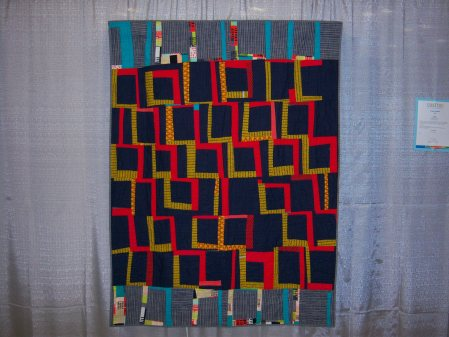 Quiltcon 2015 Improvisation - Primary by