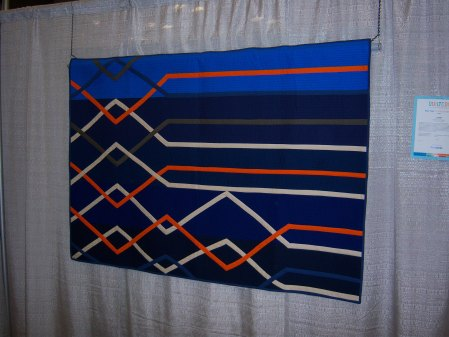 Quiltcon 2015 - Bias Tape Challenge