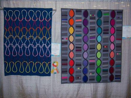 Quiltcon 2015 - Bias Tape Challenge
