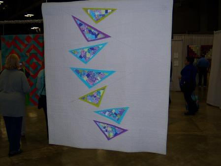 Quiltcon 2015 - Best Machine Quilting