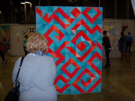 Quiltcon 2015 - Quilting Excellence