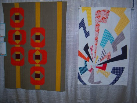 Quiltcon 2015 - Applique