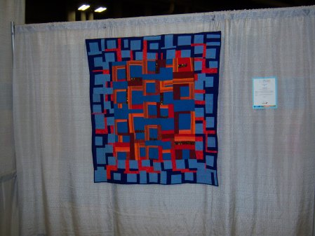 Quiltcon 2015 - Handwork