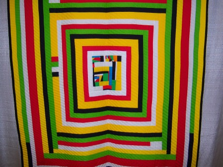 Quiltcon 2015 - The Quilts of Gee's Bend